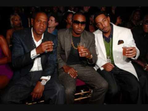 Ludacris, Nas, & Jay-Z - I Do It For Hip-Hop (instrumental)