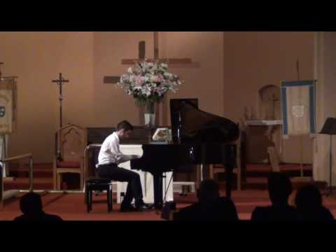'Final Semester' Recital