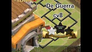 LAYOUT DE GUERRA ANTI PT CV8 +REPLAY