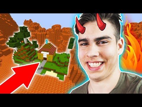 Портал в ад в Minecraft - Всё для Майнкрафт