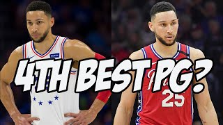 Bleacher Report Said Ben Simmons Is The 4th Best Point Guard | Reacting to Top 15 NBA PG's