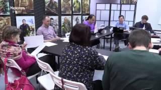 В Мариуполе обсуждали возвращение неподконтрольных территорий