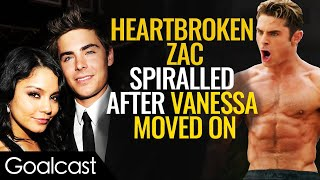 How Zac Efron Lost Control After Vanessa Hudgens Dumped Him | Life Stories by Goalcast