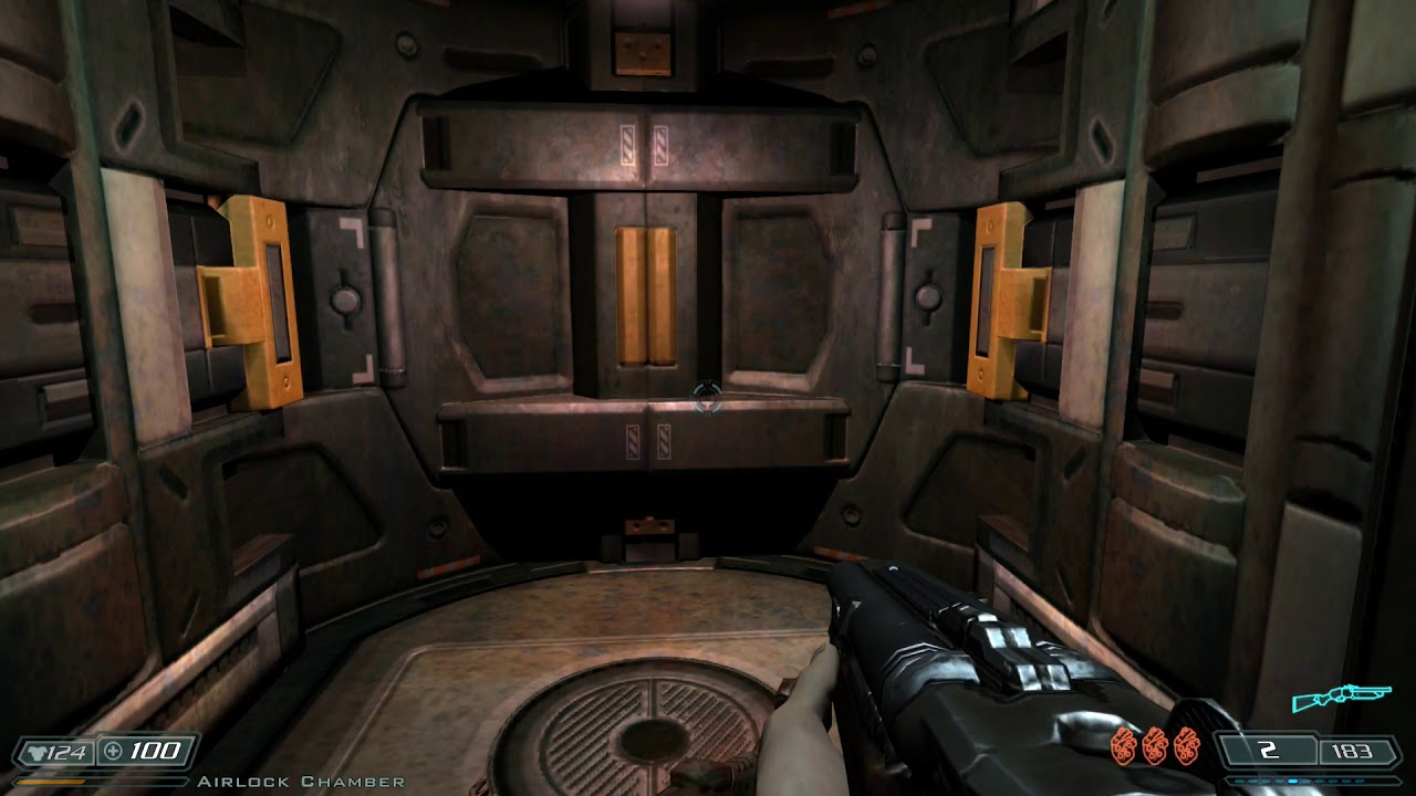 Download Doom 3 BFG Edition - Resurrection of Evil - Phobos Labs - Sector 2: Molecular Research
