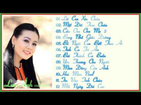 Album Thánh Ca : Lời Con Xin Chúa - Lưu Ánh Loan