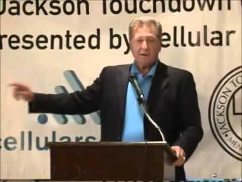 Jackson Touchdown Club 50th anniversary celebration Ole Miss vs LSU Pt. 7