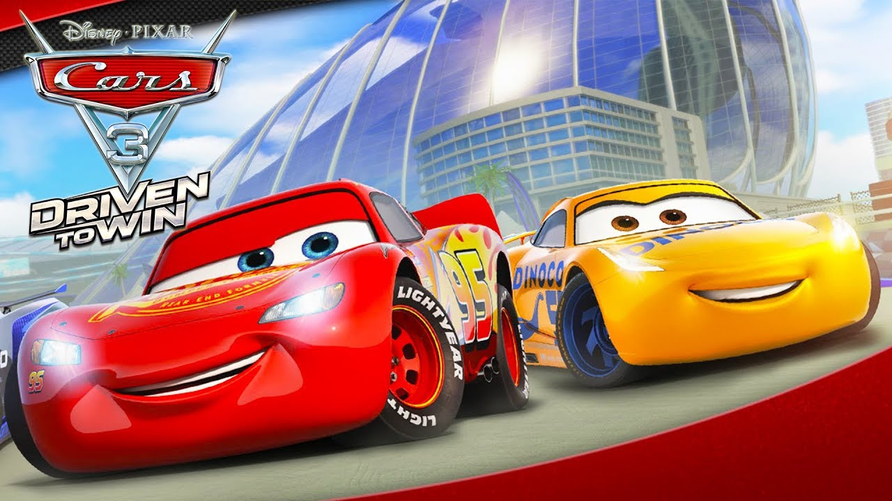 Cars 3 flash mcqueen voiture jeux vid o de dessin anim en fran ais course vers la victoire 3 - Dessin anime flash mcqueen ...