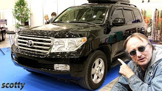 The Truth About the Toyota Land Cruiser
