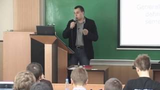видео Семантический синтаксис