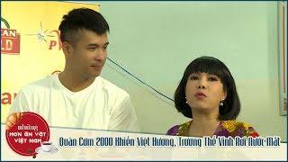 Những Món Ăn Vặt Việt Nam - Quán Cơm 2000 Khiến Việt Hương, Trương Thế Vinh Rơi Nước Mắt