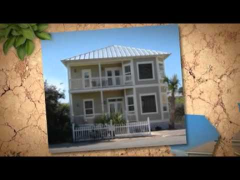 Destin Florida beach house vacation rentals by owner - YouTube