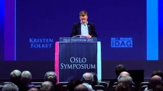 Oslo Symposium 2015: Jørgen Kristiansen