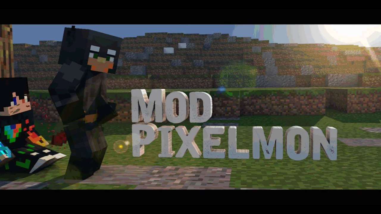 Pixelmon mod 1. 10. 2 minecraft how to download and install.