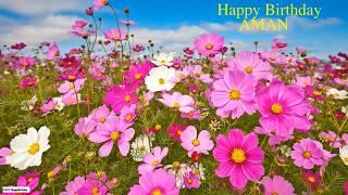 Aman Nature  - Happy Birthday AMAN