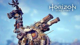 Horizon Zero Dawn 23 мишени Жвачников