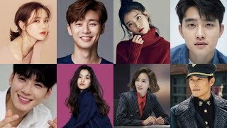 Best Korean Actors Of This Year 2018 - Voted By Korean Industry Professionals