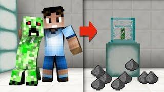 Como Hacer Una Granja Con Creepers En Minecraft - Minecraft Mods
