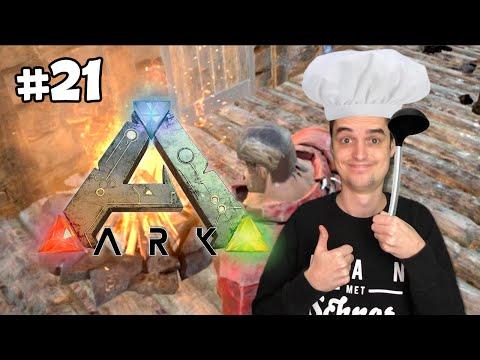 KOKEN MET DON! - ARK Survival Evolved #21