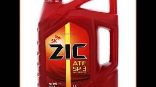Трансмиссионное масло ZIC ATF SP3, 4л