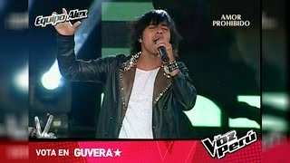 "Jefferson Tadeo canta ""Butter-Fly"" 