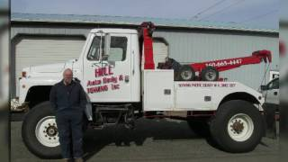 Millions View Hill Auto Body & Towing Recoveries on Youtube