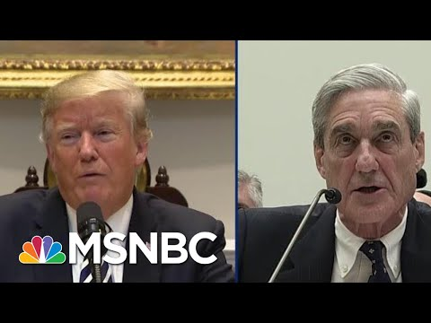 Rare: Mueller Breaks Silence To Dispute Report On Michael Cohen | The Beat With Ari Melber | MSNBC