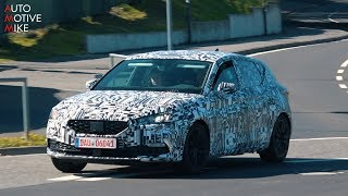 2020 SEAT LEON SPIED TESTING AT THE NÜRBURGRING