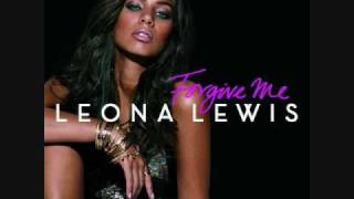 Leona Lewis- Better in time (lyrics)