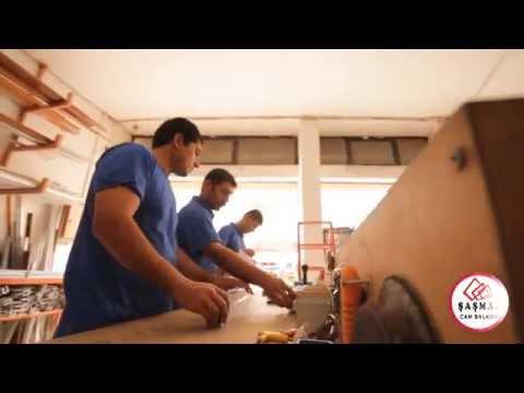 Sasmaz Cam Balkon Sistemleri Kurumsal Tanitim Filmi