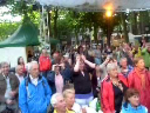 Sing along Sound of Music Europa Cantat Utrecht