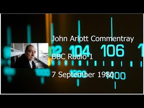 Interview with John Arlott