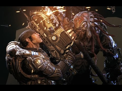 Gears of War 2 - Pelicula completa en Español [1080p]
