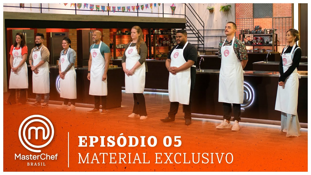 CONHEÇA OS PARTICIPANTES DA SEMANA | MASTERCHEF BRASIL | EP 05 | TEMP 07