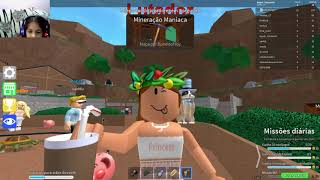 Roblox I bought a toy Toddynho in the EpicminiGames!!