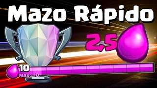¡UNA BARAJA MUY MOLESTA EN +5 000 TROFEOS! | Clash Royale con TheAlvaro845 | Español
