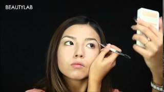 видео Азиатский макияж для европейских глаз: пошаговое руководство