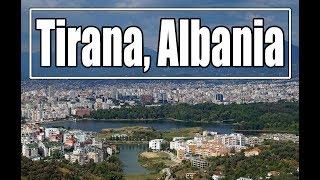 Tirana Albania Travel VLOG / My Trip to Tirana Albania