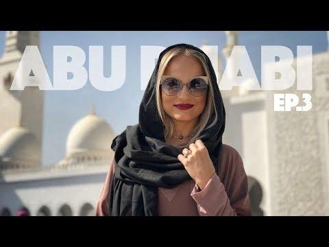 Abu Dhabi e Dubai - Mesquita | Emirates Palace | Burj Khalifa | Dubai Mall
