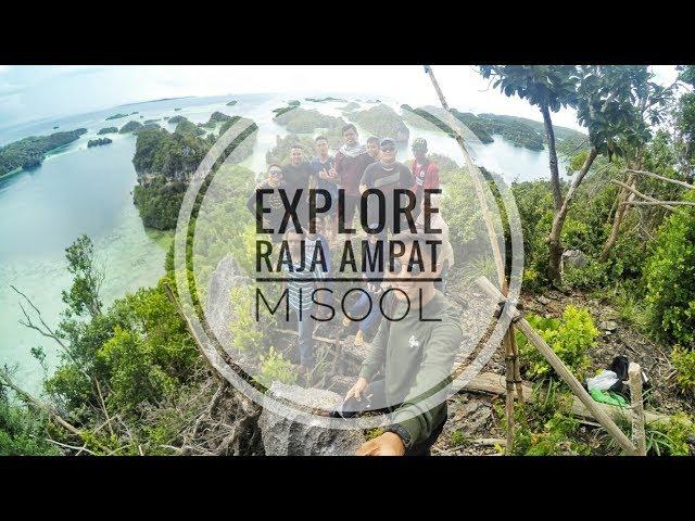 Misool Trip (GoaKeramat,Dapunlol,Namlol) Misool Selatan Raja Ampat