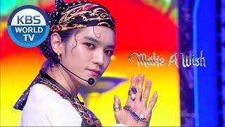 Download NCT U - Make a Wish (Birthday Song) (Music Bank)   KBS WORLD TV 201016
