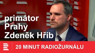 Zdeněk Hřib: Opozice ztratila legitimitu kritizovat, když nehlasovala pro geologický průzkum metra D