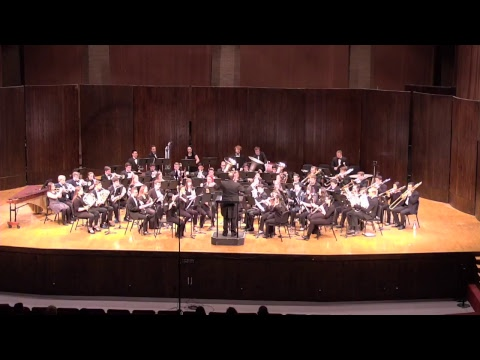 University Band and Collegiate Winds