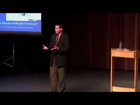 (Part 1/2) Shawn Buckley On Bill C-6 - CODEX ALIMENTARIUS CANADA