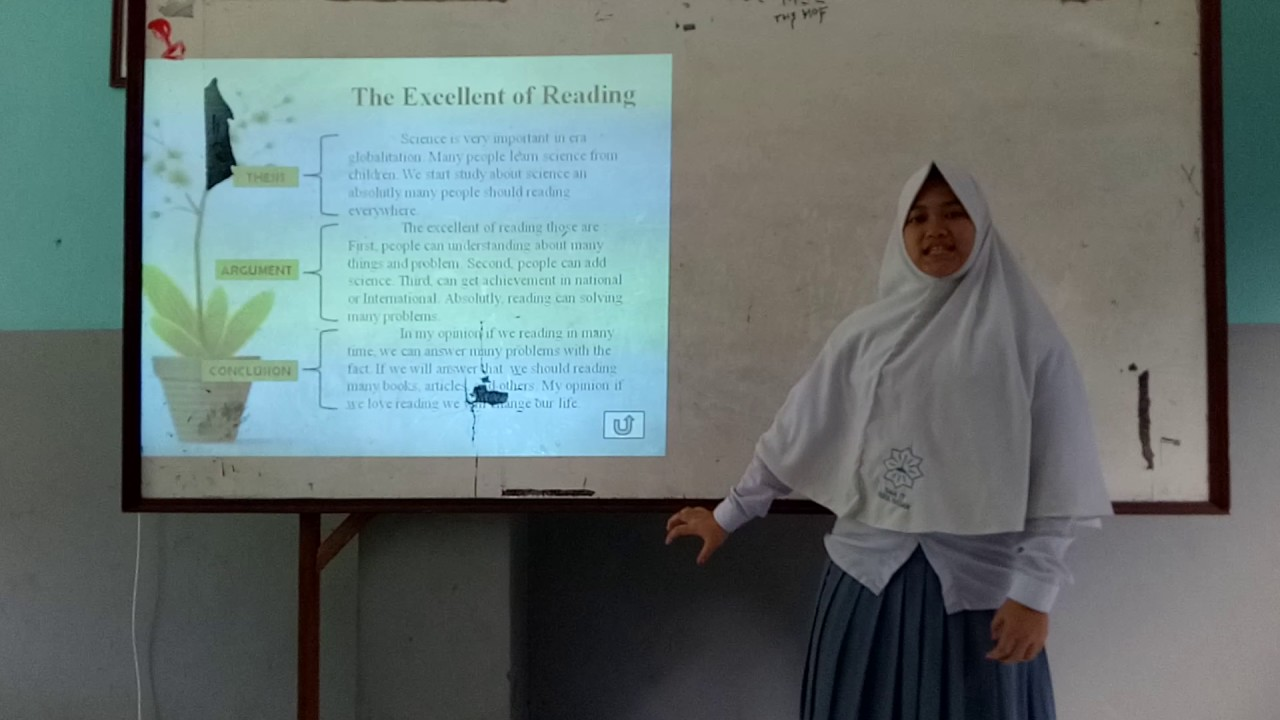 Presentation Analytical Exposition By Ainur Rohma Youtube