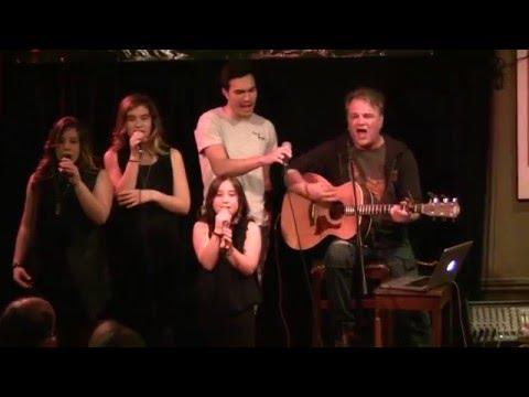 Aryana S. - singing Lost Together- Zack Werner's Idol School