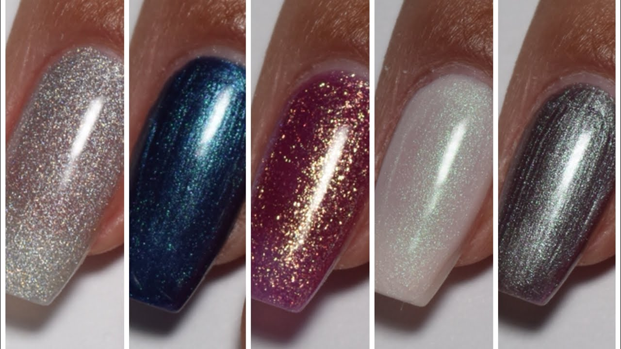 Swatch and Review of Essence Out of Space Stories Nail Polish Collection!