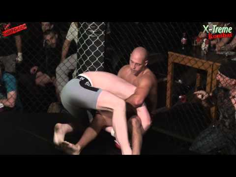 Xtreme Kombat - Ultimate Challenge - Jack Pearce Vs Liam Page - SHAREFIGHT