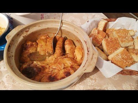 Bakina kuhinja - posna sarma kakvu još niste probali ((Lenten sauerkraut rolls you've never tried)