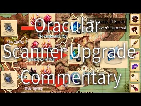 Oracular Scanner Weapon Upgrade - Commentary - Order And Chaos Online 2.9.0