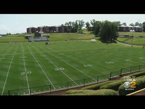 Fans Flock To Latrobe On The Eve On Steelers Training Camp
